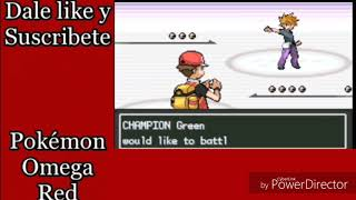Pokemon Omega Red Cap 27: La batalla por La Liga Pokemon