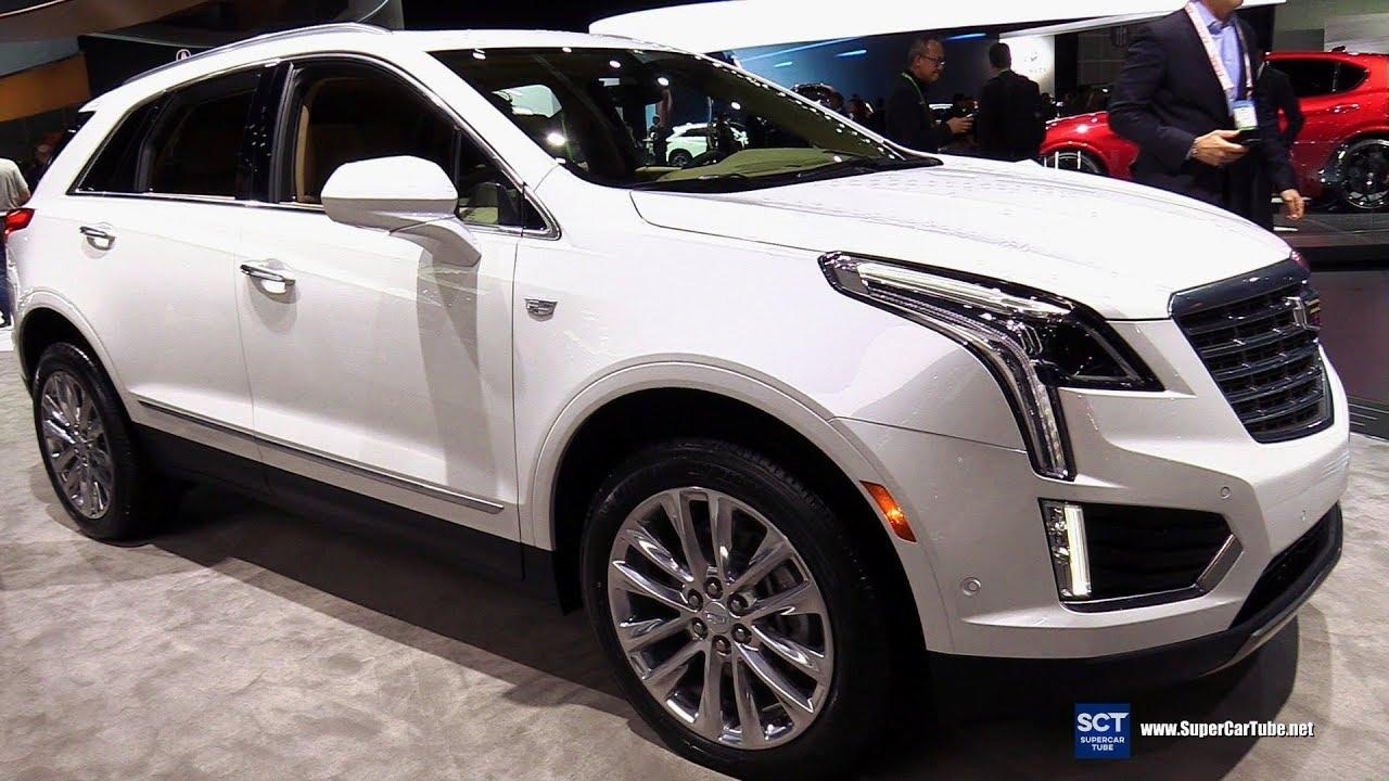2018 Cadillac Xt5 Exterior And Interior Walkaround 2017 La Auto Show