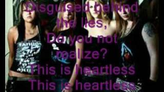 Cut Throat -Kittie (Lyrics)