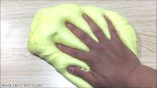 DIY Shampoo Fluffy Slime !! No Shaving Cream, No Glue, No Borax! MUST WATCH!