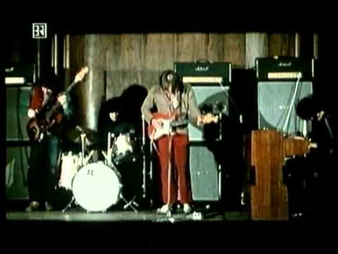 Ten Years After - Studio rehearsal in Germany, 1969