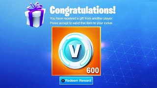 FREE PAVOS FORTNITE gives away PAVOS if you've done this... Battle Royal