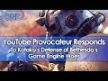 YouTube Provocateur Responds to Kotaku's Defense of Bethesda's Game Engine Woes