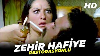 Zehir Hafiye | Feri Cansel Eski Türk Filmi Full İzle (Restorasyonlu)