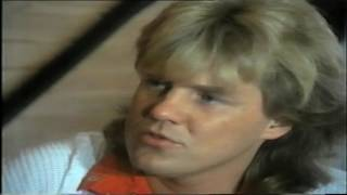 Dieter Bohlen Repotage with cccatch  1986