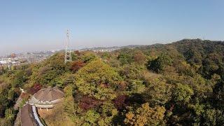 横浜市「上郷森の家」Phantomによる空撮