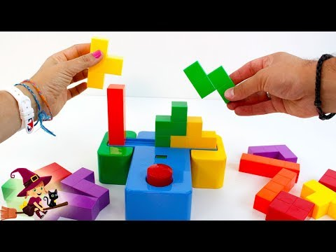Jugamos a Tetris Blocks