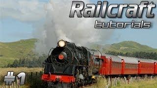 [Railcraft Tutorial] #1. Коксовая печь