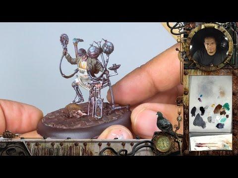 INFAMY Miniatures Video 1 of 4 - Dr. John Watson - TMM & Gore