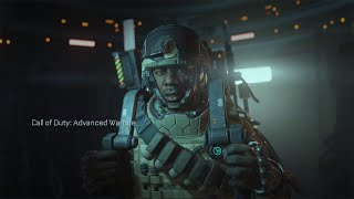 Call of Duty: Advanced Warfare - (60FPS)(PC MAX) - Chapter 1 Gameplay: Induction [1080p HD]