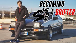 TOYOTA AE86, THE BEST DRIFT CAR EVER DRIVEN! [SUB ENG]