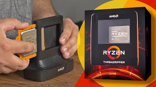 aMD's new Threadripper is FAST - real world benchmarks