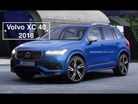 Volvo Xc40 2018 Small Fast Suv Youtube