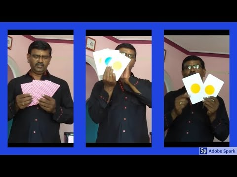 MAGIC TRICKS VIDEOS IN TAMIL #497 I SPOT THE SPOT @Magic Vijay