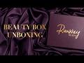 Unboxing the February Lookfantastic Beauty Box 2017 | #LFBeautyBox