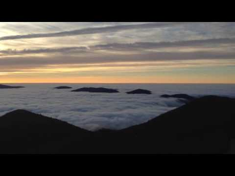 Above the Clouds on Brasstown Bald