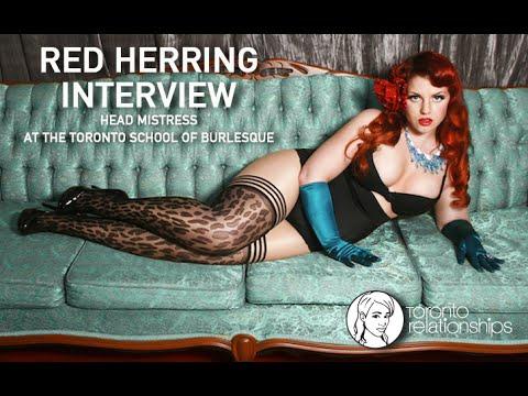 Red Herring and the Toronto School of Burlesque