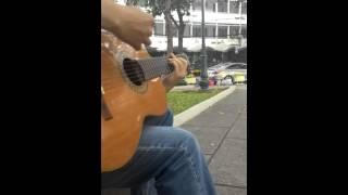 Daddy cool - Guitar đường phố cực đỉnh - CLB Guitar Bệt