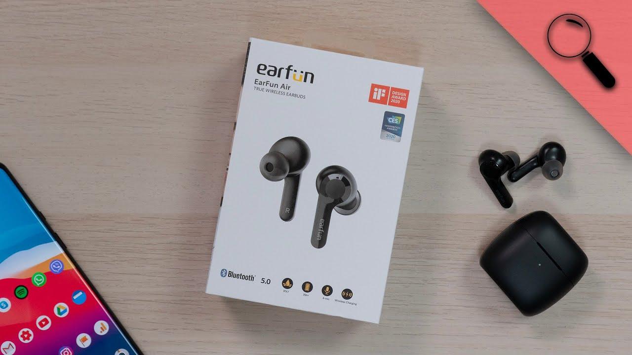 Ennyiért ajándék! | EarFun Air teszt