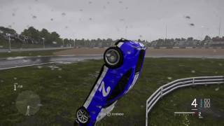 The Biggest ever crash in Forza 6