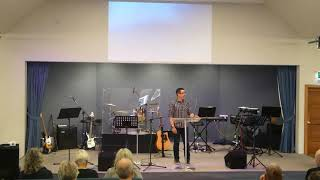 Eph 6:10-17 Walking in Spiritual Authority & Freedom (09/05/2021)