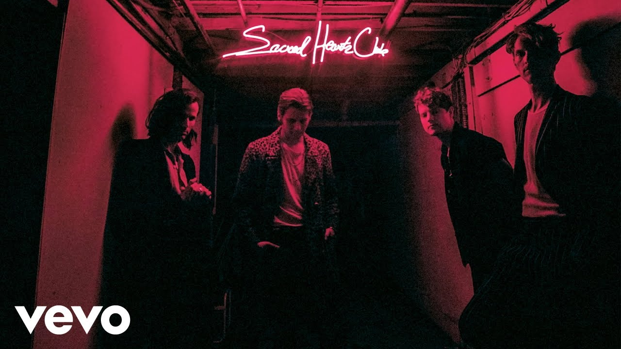 Foster The People Harden The Paint Official Audio