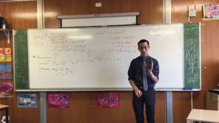 Further Binomial Expansions (3 of 4: Sigma Notation)