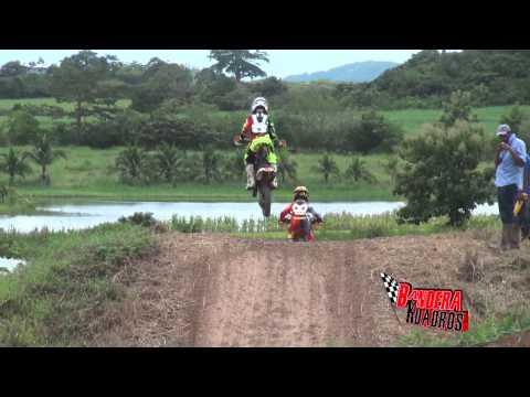MOTOCROSS PANAMÁ  Categoría 65cc  Pista Lago Limón