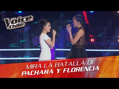 The Voice Chile | Pachara y Florencia - Elastic Heart