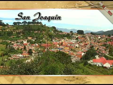 Pueblo Mágico - San Joaquín, Querétaro