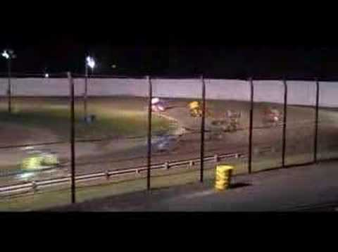 WHIP CITY SPEEDWAY : 750CC Sportsman Feature July 12, 2008