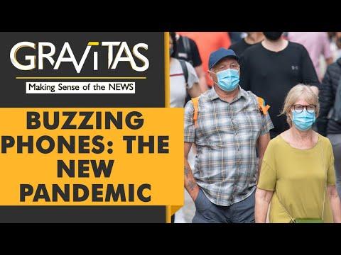 Gravitas: 'Pingdemic' hits Britain