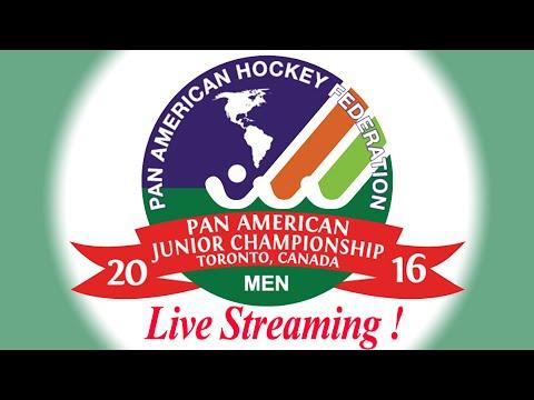 Pan American Junior Championship (Men), Toronto, Canada - Day 4