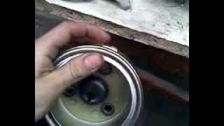 видео Фотоотчет: Регулировка клапанов на мопеде «Альфа»