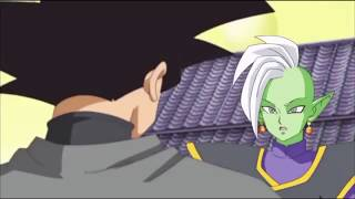 XXXTENTACION - Kill Me (Dragonball Super AMV)