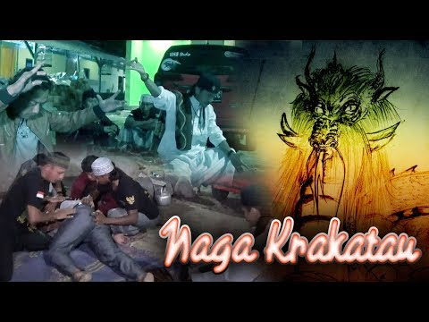 SL039: Naga Krakatau ( Pak Dhen Kesurupan )