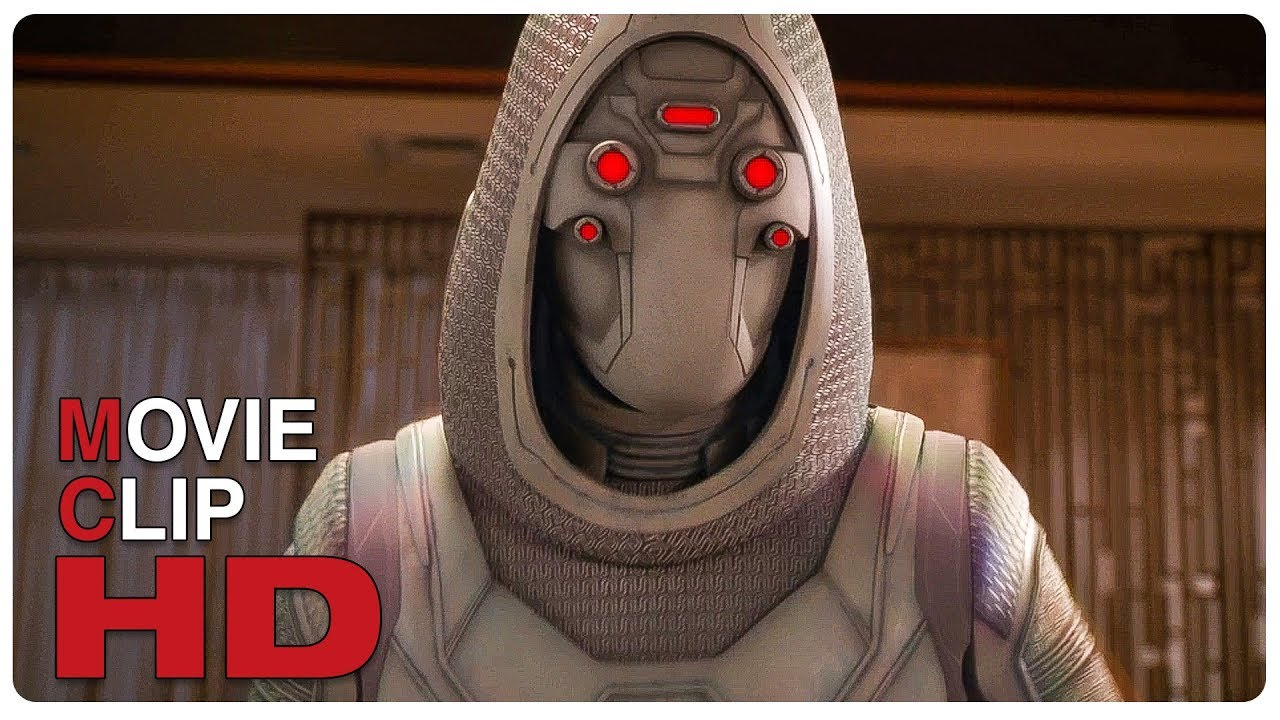Download Ant Man & The Wasp Vs Ghost - Fight Scene - ANT MAN AND THE WASP (2018) Movie CLIP HD