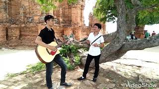 Guitar Tiếng Trống paranung -Duy Thanh anh Ngọc Tr