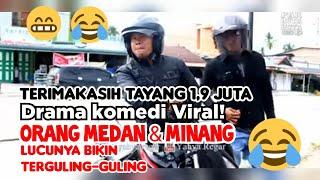 """ini Viral! Lawak Medan vs Minang """"Parkoperasi"""" Parhuta-huta Grup MP3"""