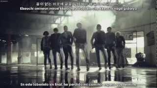 U-KISS - Standing Still [Sub español + Hangul + Rom] + MP3 Download