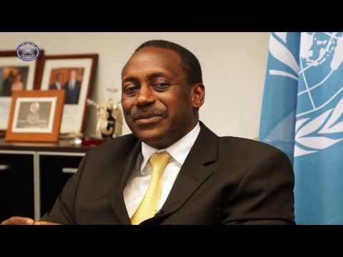 Kandeh Yumkella, CEO of Sustainable Energy For All (1 of 3)