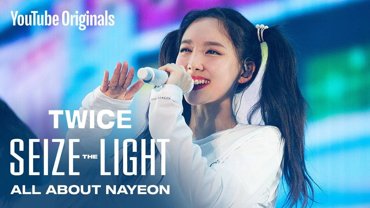 TWICE: Seize the Light | ALL ABOUT NAYEON