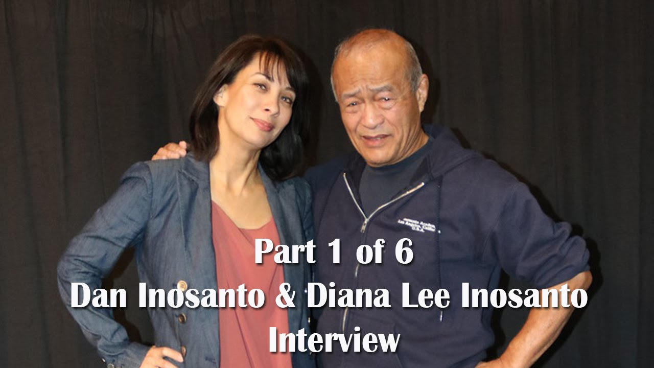 part 1 6 dan inosanto and diana lee inosanto interview youtube
