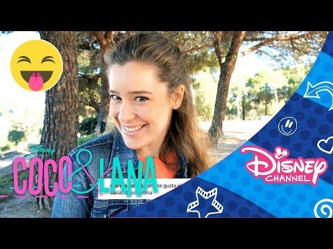 COCO & LANA  - PREGUNTAS Y RESPUESTAS | Disney Channel Oficial