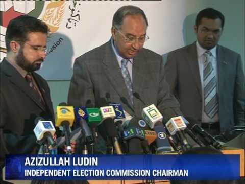 Karzai declared Afghan vote winner