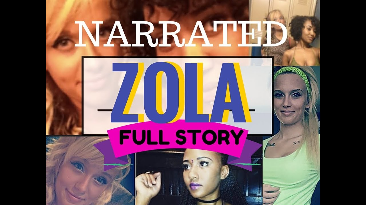 New Movie 'Zola' Is Based On A Long Series Of Tweets