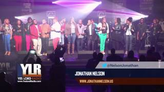 Jonathan Nelson LIVE - During Stellar Award Weekend