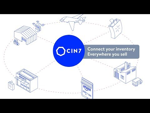 Cin7: Inventory, POS and warehouse management all in one platform
