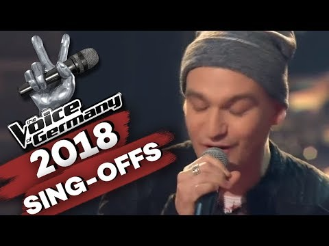 Clueso - Keinen Zentimeter (Fabrice Richter-Reichhelm) | The Voice of Germany | sing-Offs