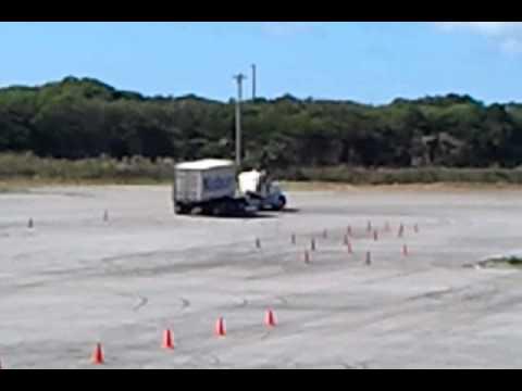 "Jerry ""HA LECHAEEE"" Garrido Guam Truck Rodeo 2012"